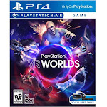 VR Worlds [PS4 Game]