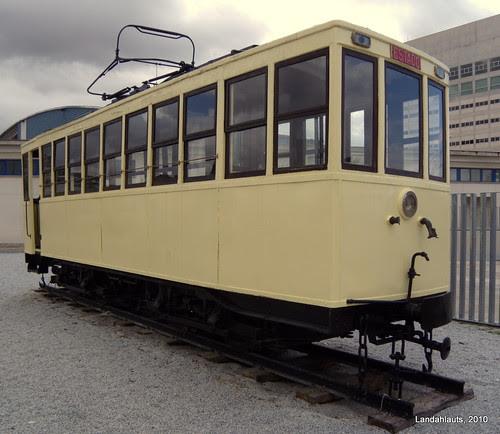 El tranvía de Granada