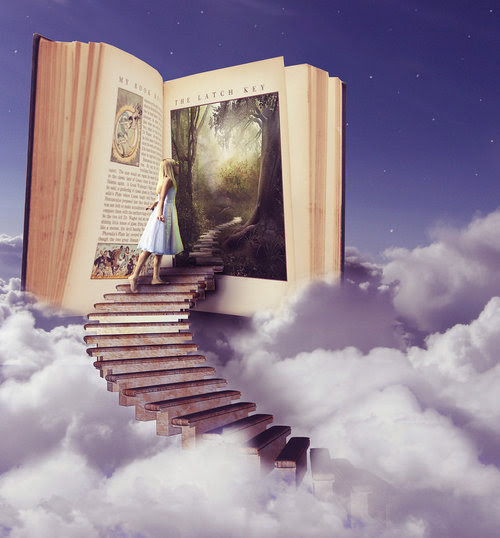 Ler é viajar sem sair do lugar!