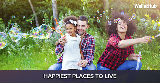 2017's Happiest Places to Live
