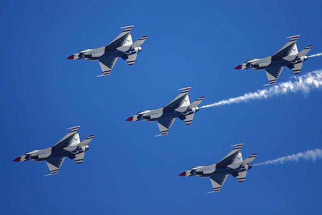 IMG_3264 Thunderbirds, Travis AFB Air Show