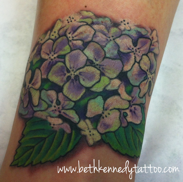 Botanical Tattoos – Suffer For Your Vanity