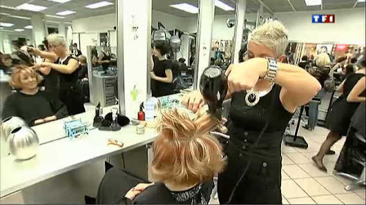 TF1 Le journal de 13h - Devenir coiffeur