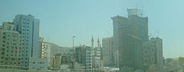 La Mecca – Veduta