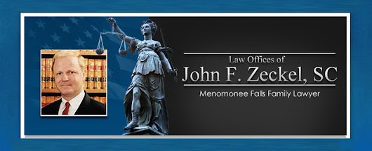 John F. Zeckel S.C. is a family law and divorce law attorney in Menomonee Falls, WI