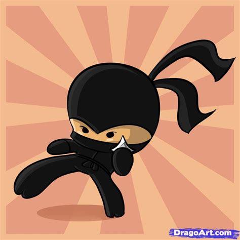 draw  chibi ninja step  step chibis draw
