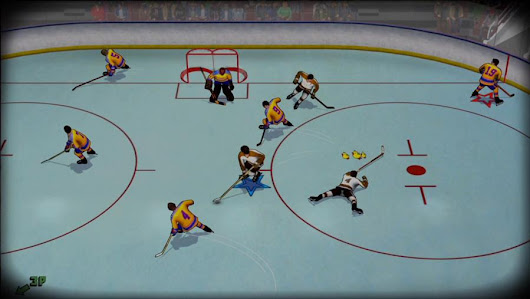 Old Time Hockey Skates onto PS4 and PC Next Month - Otaku Gamers UK