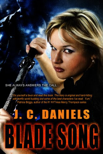 Blade Song (Colbana Files) by J.C. Daniels