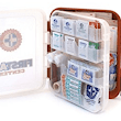 First Aid Kit Hard Red Case 326 Pieces, $26.24 - Sweet Deals 4 Moms