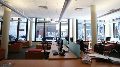 Chicago legal clinic a pioneer in office space design for people with PTSD