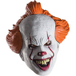 Pennywise It Movie 3/4 Mask