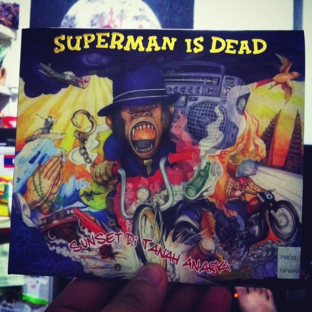 Sunset Di Tanah Anarki | Superman Is Dead