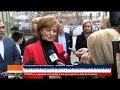 VIDEO Majestatea Sa Margareta a vizitat Școala Gimnazială Regele Mihai I din Capitală
