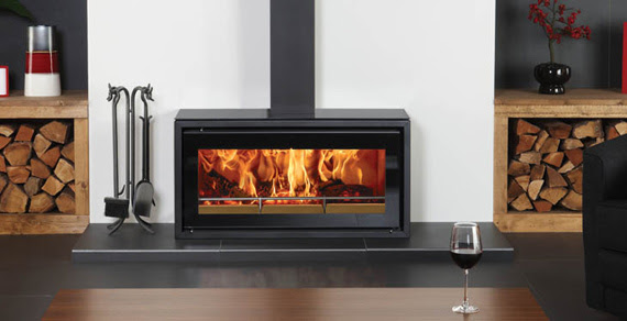 [+] Contemporary Electric Wood Burning Stoves