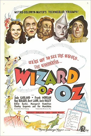 The Wizard of OZ, San Francisco Sunday Event: Help Is On The Way