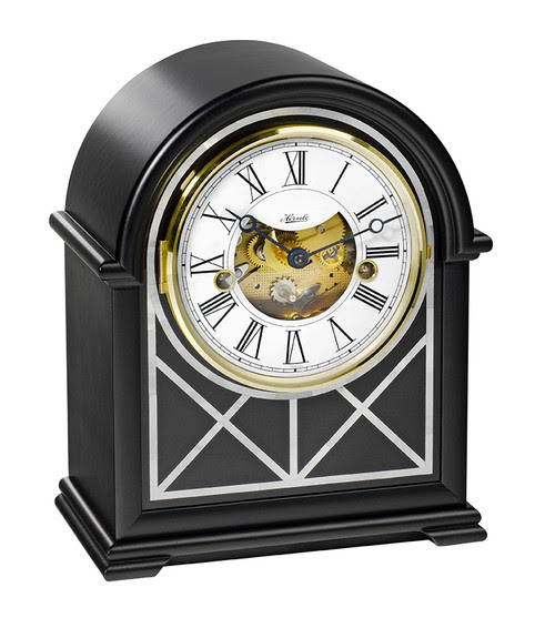 23000-740340 Hermle Barrister Style Table Clock