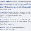 Thomas Hawk Digital Connection » Blog Archive » Walmart Censors My 2nd Post Asking Why They Censored My 1st Post About my Wife Being Mugged in Front of Their Oakland Store