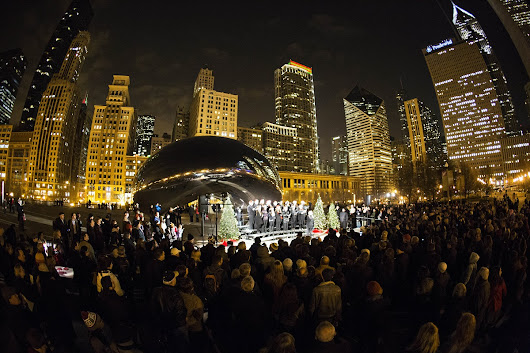 City Celebrations: Best Family Holiday Events in Chicago 2017 | TravelingMom