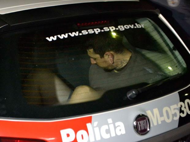 Preso suspeito de matar e esquartejar a tia (Foto: EDU SILVA/FUTURA PRESS/ESTADÃO CONTEÚDO)