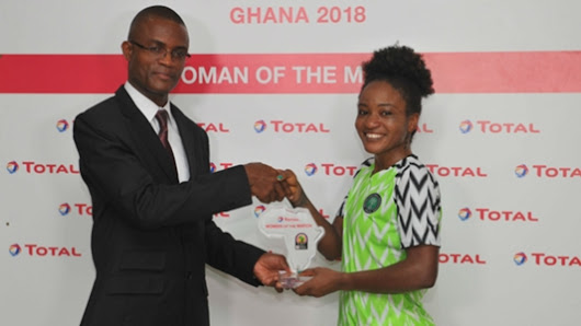 Can Francisca Ordega cap off fine 2018 with African POTY award? | Goal.com