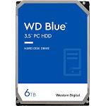 WD Blue 6TB Internal SATA Hard Drive for Desktops