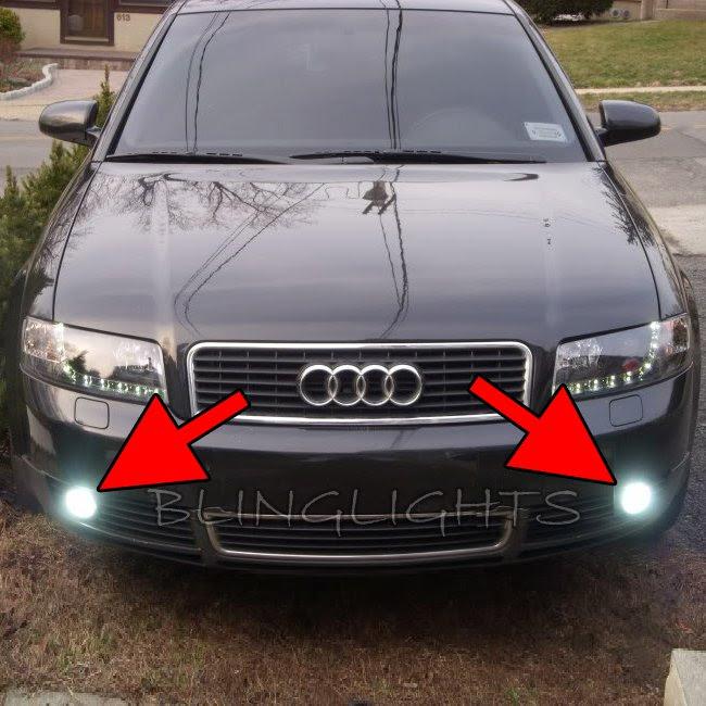 2003 Audi A4 Headlights - Car Audi