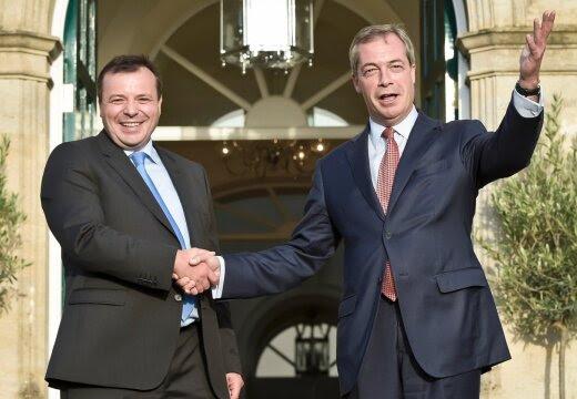 Briti miljonärid plaanivad ELi-vastast kampaaniat