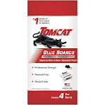 Tomcat Household Pest Glue Trap 4 Pack