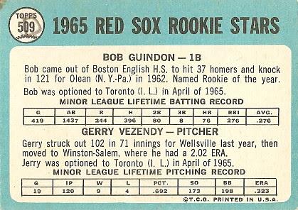 Bob Guindon, Gerry Vezendy (back) by you.