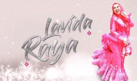 LAGU LAVIDA RAYA NYANYIAN DATO VIDA KINI TRENDING NOMBOR 1 DI YOUTUBE