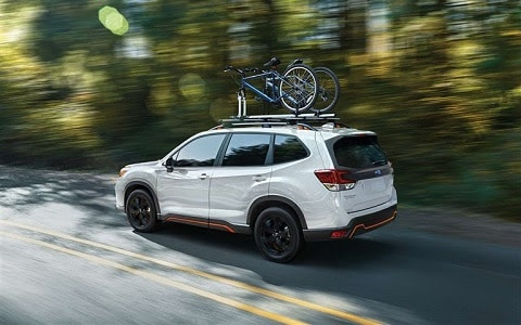 Subaru Of Bend | Your Subaru Dealership near Redmond, OR Offers 2019 Forester for the Perfect Road Trip