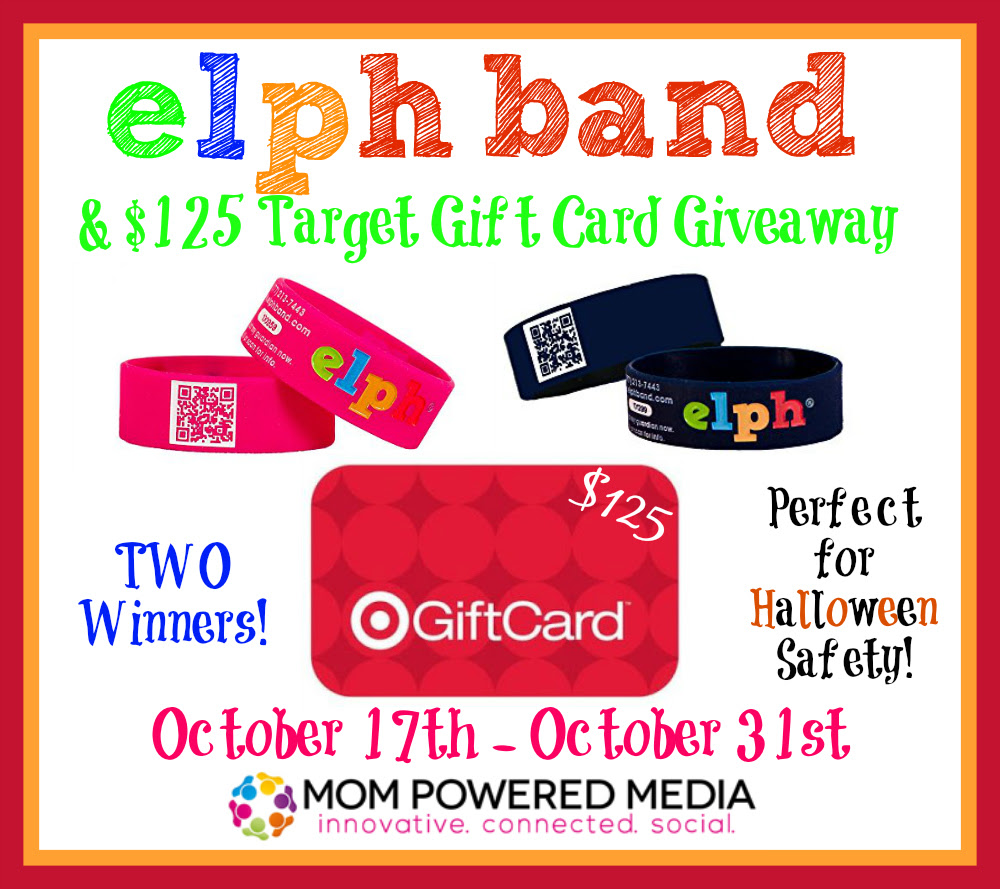 Enter the ELPH Band Giveaway. Ends 10/31.