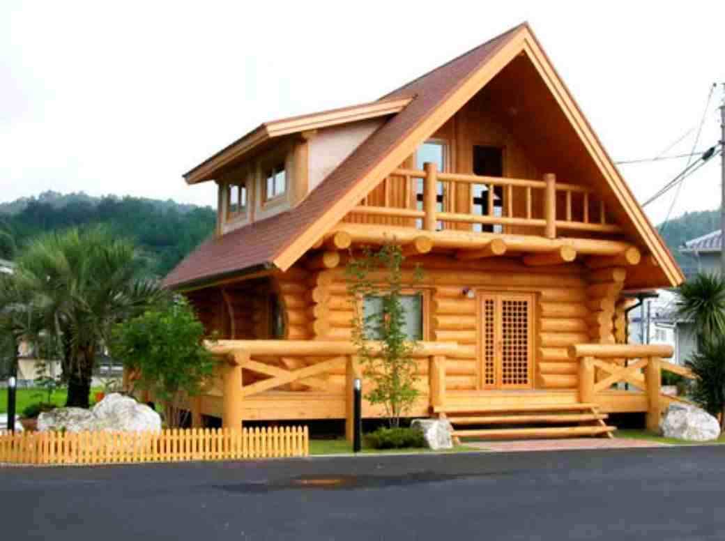 Kumpulan Desain Rumah Kayu Bertingkat Minimalis Kumpulan Desain Rumah