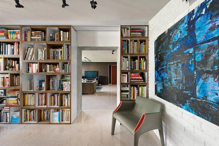 6 Amazing Home Libraries Home Decor Singapore