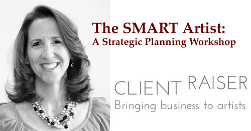 The SMART Artist: A Strategic Planning Workshop May 21st