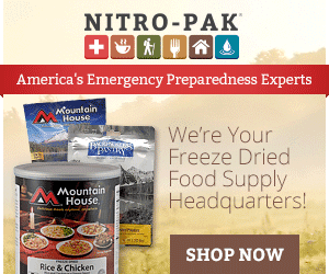 Nitro-Pak--The Emergency Preparedness Leader