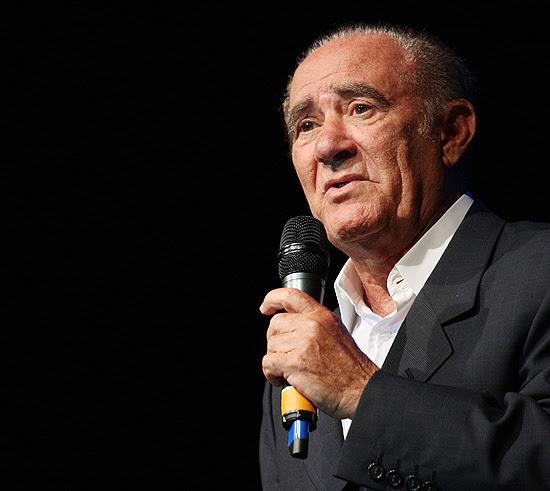 O comediante Renato Aragão