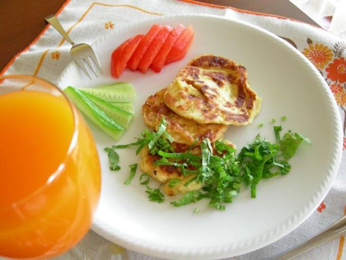 Patatesli Pancake - YE#16 {Patates}
