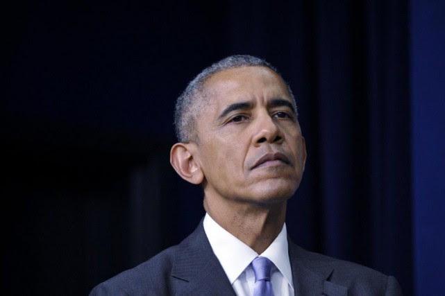 Barack Obama, président des États-Unis de 2009 à... (photoMANDEL NGAN, archives agence france-presse)