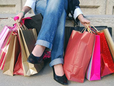 Start a personal shopping service.