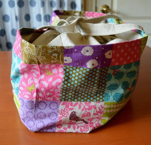 Piece-of-Cake Shopping Bag