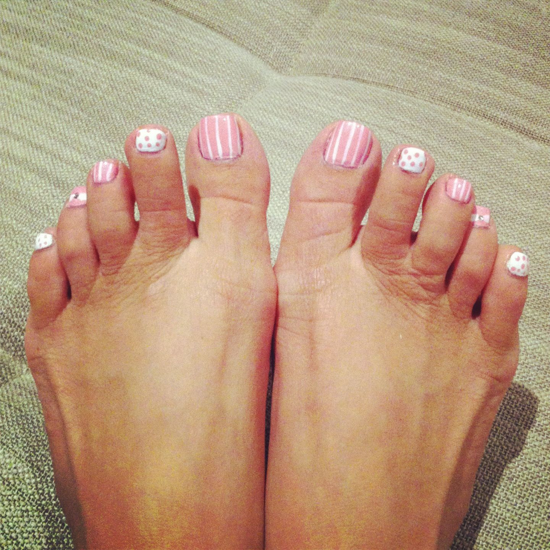 Cute Toe Nail Art Designs Pretty Toe Nail Designs - Nail Art Design ...