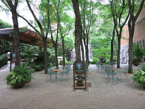 greenacre park manhattan nyc