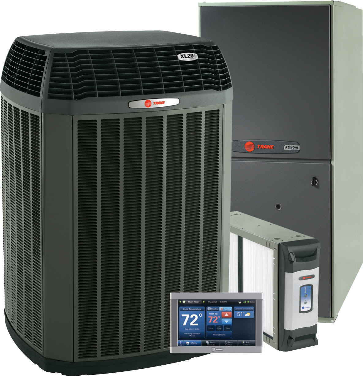 Furnace AC Install
