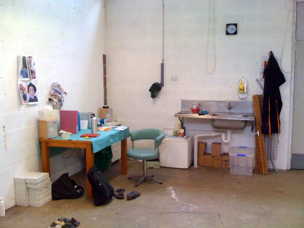 Studio Duck, bottom right corner
