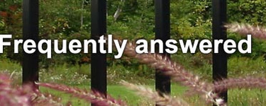 Frequently Asked Questions About Aluminum Fence Panels & Gates