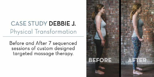 Massage Therapy for Diastasis Recti: a case study with Debbie J