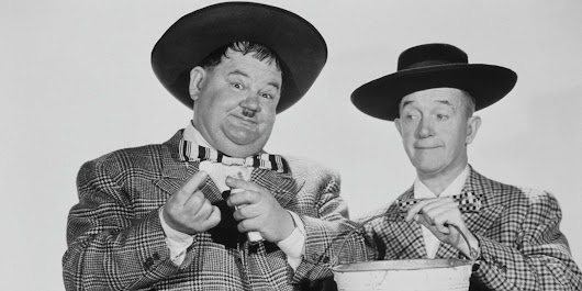 It's Time to Introduce the Next Generation to Laurel and Hardy