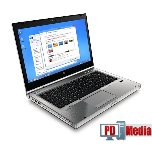 Laptop HP EliteBook 8460P I5-2520M Gen 2, 320GB HDD, 4GB, WebCam,WiFi,3G Tastatura iluminata