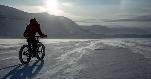 Bicycle built in Philly to make historic trip across Antarctica